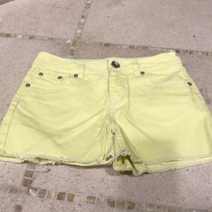 Short jeans for girls by Justice